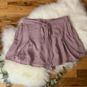 REVAMPED Pink Shorts NWT